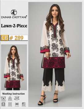FANCY Lime Light  Kyseria Zainab Chottani Replica LAWN Suits WHOLESALE