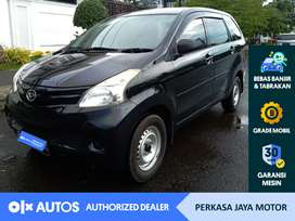 [OLX Autos] Daihatsu Xenia 2013 X 1.3 Bensin M/T Hitam #PJM