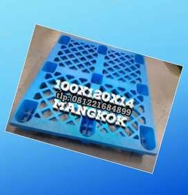 Supplier pallet plastik box drum dan IBC