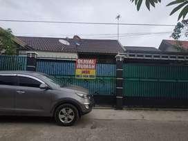 Dijual rumah 60 m dari jalan raya A yani km 14,5 gambut