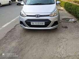 Hyundai Xcent 1.2 VTVT E Plus, 2014, Petrol