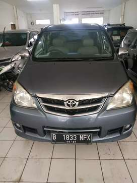 Toyota Avanza G at 2011