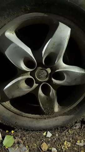 Porsche alloy 22 inch