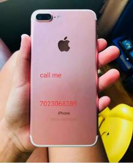 Apple Al iPhone 7 plus 128 GB