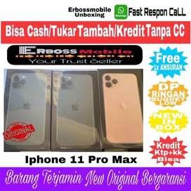 Bisa Cash/Kredit/TT iPhone 11 Pro Max 256GB BNIB Apple GreenPel Asli