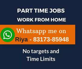 100% genuine home based jobs. Earn daily 1000 to 1300