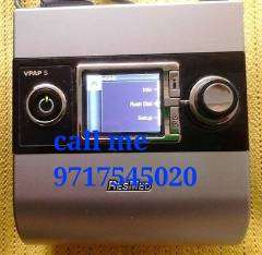 Resmed bipap and CPAP machine with humidifier