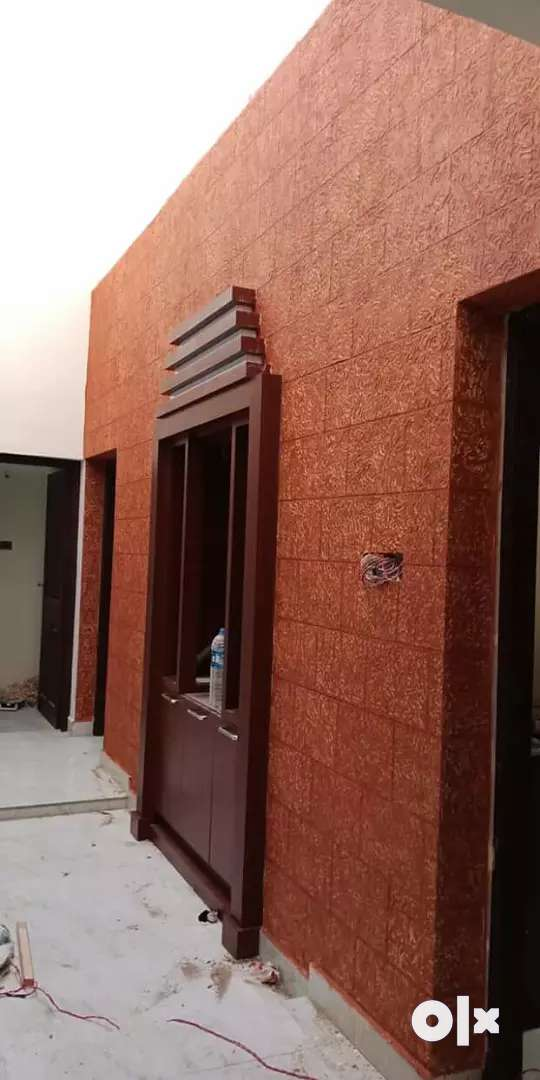 Thondayad Star Care Hospital Near 6 cent 4 bed furnished house 0