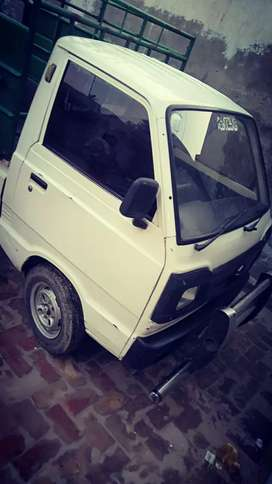 Suzuki Ravi Model 2013 colour White Total Genuine