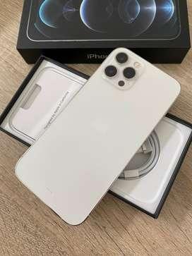 iPhone 12 Pro Max 128GB Silver iBox