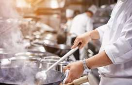 Wanted a best and experience cook for hostel, food and room free