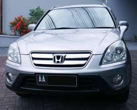 Honda New CR-V 2.0 i-VTEC th 2007, Bs Kredit