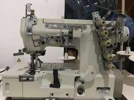 Mesin Jahit Overdeck Typical GK31500