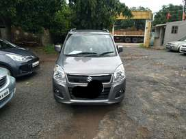 Maruti Suzuki Wagon R 1.0 VXi, 2017, Petrol