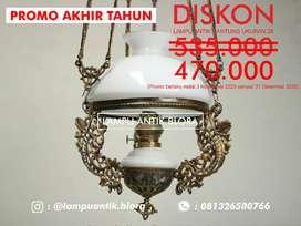PROMO LAMPU ANTIK GANTUNG 28