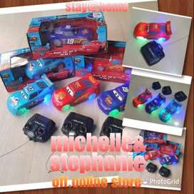 M&S RCSMILE01 - 2020 MAINAN MOBIL REMOTE CONTROL CARS MCQUEEN RC