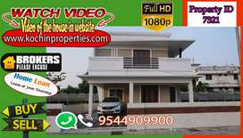 KochinProperties-Stylish House for sale Pukkattupadi 5 cent 1700 sqft