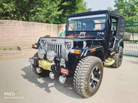 Newly Modified jeeps