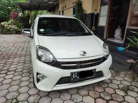 Toyota Agya 2014 G Kelahiran Tulungagung 87jt nego pis