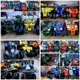 Fuel petrol 48cc to 248cc Atv quad bike all size model here 4 sell