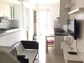 Disewakan 1BR furnish, Apartemen basura price 4jt/bln nego