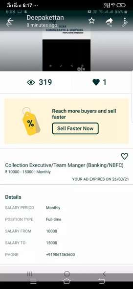 Collection Executive /Team manager(Banking /NBFC)