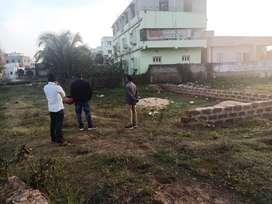 Individual plot at gated sosaity near NH5 CV RAMAN COLLEGE.