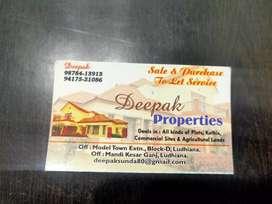 Independent kothi 2 bhk at Urban estate dugri posh area