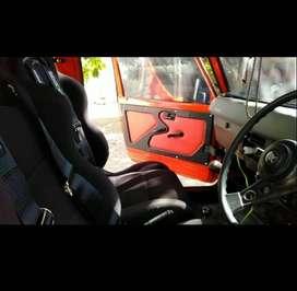 Dijual 4x4 gagah th 83 Jeep full modif offroad