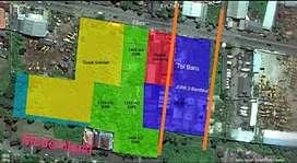 Tanah dan Bangunan Hasyim Ashari. Ukuran LUAS, Harga PAS, Lokasi EMAS