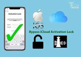 Iphone icloud bypass