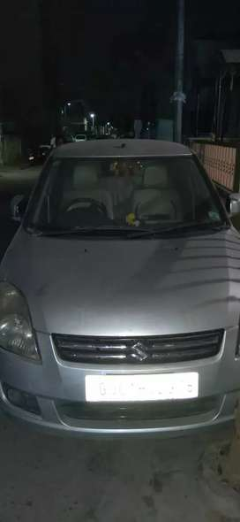 Swift dzire,excellent condition,zero clam car,single hand drived