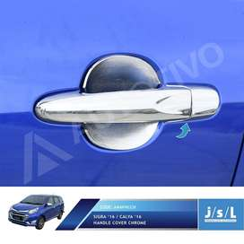 Cover Handle Chrome Mobil : CALYA