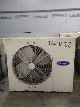 11 ton ductable ac available with 2 outer,each 5.5 ton,very less used