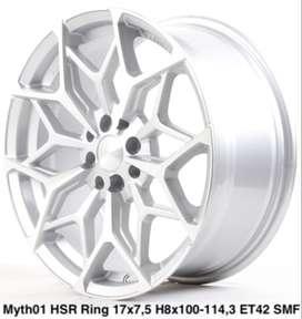 velg MYTH01 HSR R17X75 H8X100-114,3 ET42 SMF