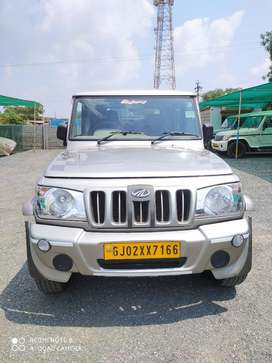 Mahindra Bolero LX 4WD BS III (For Govt Only), 2017, Diesel