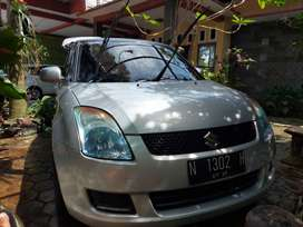 Swift siap touring