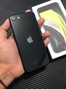 Iphone SE 128gb tam gransi panjang