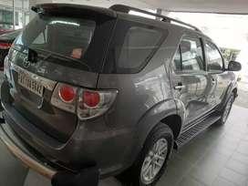 Fortuner Car
