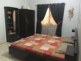3 bed DD 200 sqyd 1st portion for sale PECHS 2