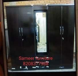 5 door almari Sameer furniture manufacture 41