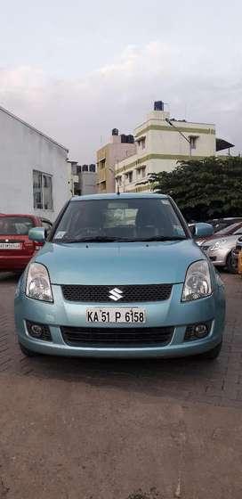 Maruti Suzuki Swift ZXi, 2008, Petrol
