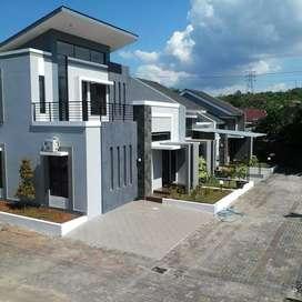 Rumah murah mewah desain bisa request cluster green elang residence