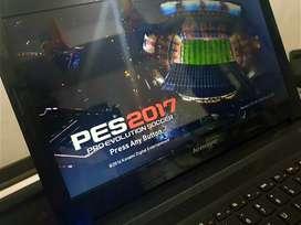 Laptop lenovp Core i3 Haswell Generasi 4 Gaming PES20I7 OK,sditing, OK