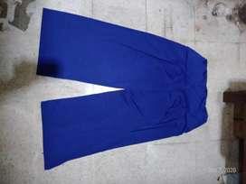 Dijual kulot warna biru