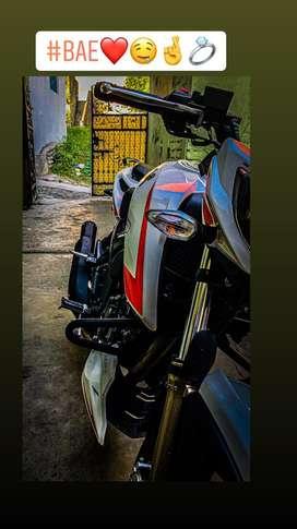 Apache 200cc 4v 2.0 race edition
