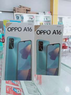 Oppo A16 4/64 new