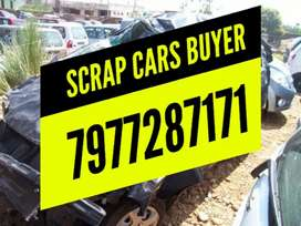 Purchase of accidental old scrap cars buyer