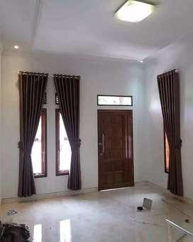 Minimalis Vitrase Gordeng Hordeng Gorden Curtain Gordyn Korden 701
