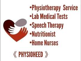 Home Physiotherapy And Health Care Services In Lahore